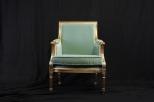 歐式單人椅