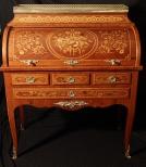 古董法式寫字桌