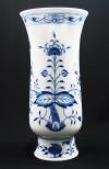 古董麥森花瓶