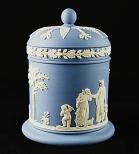 WEDGWOOD茶罐